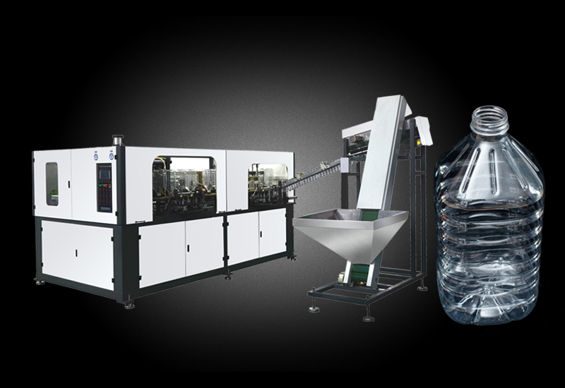 Fully automatic 10L PET water bottle blowing machine made in China