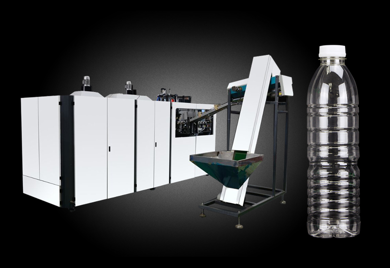 China stable energy saving bottle blowing machine