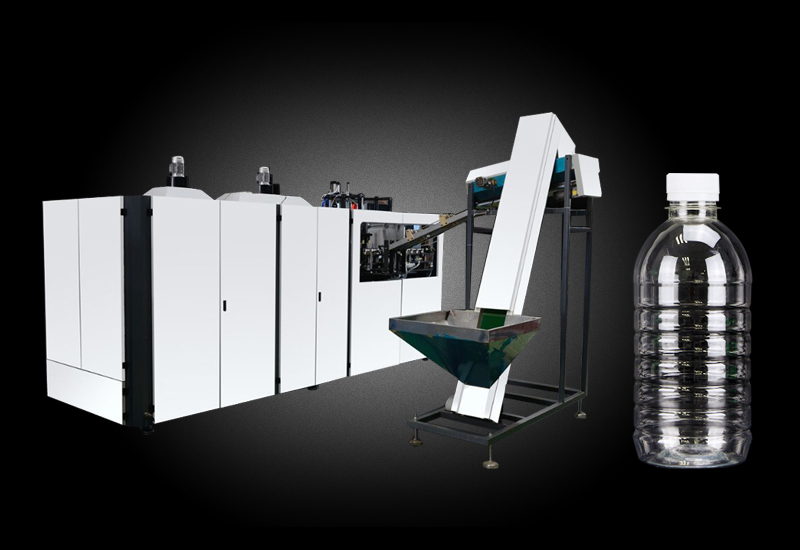 Fully automatic PET bottle making machine made in China