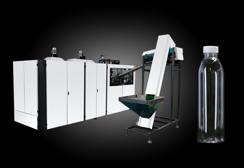 Full automatic blowing machine for PET bottles factory