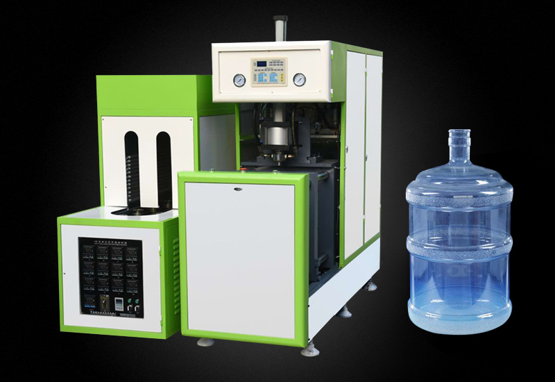 5 gallon semi automatic PET bottle blowing machine
