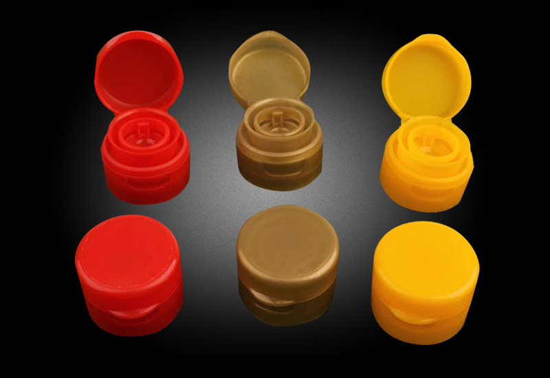 Cooking oil bottle cap